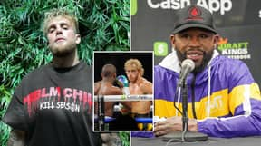 Jake Paul Wants Pro Fight Against Floyd Mayweather, Reveals The Text Message He Sent To Him