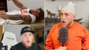 Jake Paul Ruthlessly Taunts Conor McGregor, Dana White, Nate Diaz And Ben Askren In New Video