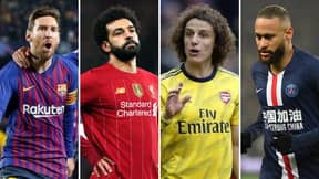 The 50 Greatest Footballers In The World Right Now Have Controversially Been Ranked