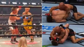 People Are Wandering How Ben Askren Got Knocked Out By Jake Paul When He Survived His Punishing UFC Debut