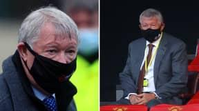Sir Alex Ferguson Feared He Would 'Never Speak Again' After Brain Haemorrhage