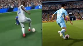 Four New Skill Moves Have Been Added To FIFA 22