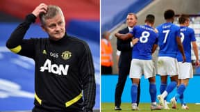 Final Champions League Place Could Be Settled With Play-Off Between Leicester City And Manchester United