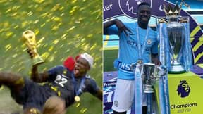 Benjamin Mendy Is A World Cup And Premier League Winner