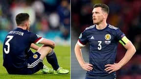 Andy Robertson Posts Heartfelt Twitter Thread After Scotland's Elimination At Euro 2020