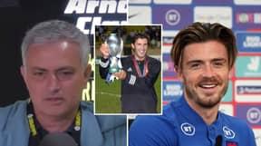 Jack Grealish Reveals Desire To Play Under Jose Mourinho As He Responds To Luis Figo Comparison
