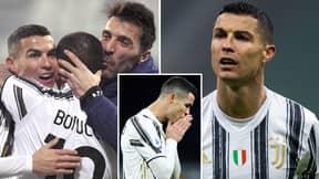 Juventus Superstar Cristiano Ronaldo Refused Shirt Swap As Player Felt 'Small And Ashamed'