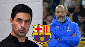 Tottenham And Arsenal Set For January Transfer War To Sign Out-Of-Favour Barcelona Star