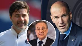 Real Madrid's Four-Man Managerial Shortlist Revealed After Zinedine Zidane's Exit From Los Blancos