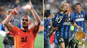 Wesley Sneijder Has Announced His Retirement From Professional Football