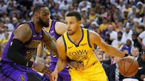Respected NBA Reporter Claims LeBron James Is Clearly 'Recruiting' Steph Curry