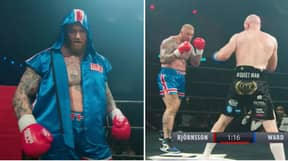 Highlights Of Hafthor Bjornsson​​'s Boxing Debut Emerges Online After Exhibition Bout