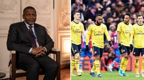Africa's Richest Man Claims He's Going To Buy Arsenal, For The Fifth Time
