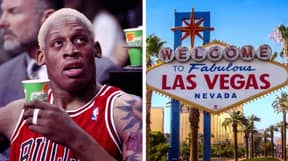 Dennis Rodman's Infamous 48-Hour Bender In Vegas Is Being Turned Into A Movie