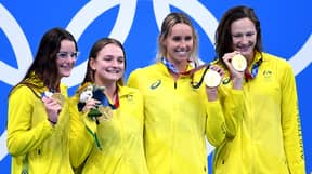 Americans Accuse Australia Of Cheating In Gold Medal Swim Race At Tokyo Olympics