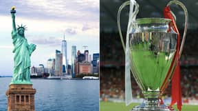 UEFA Considering Taking 2024 Champions League Final To New York
