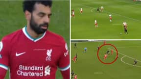 Compilation Shows How Mohamed Salah Is Being 'Let Down' By Teammates
