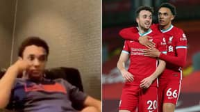 Trent Alexander-Arnold's Furious Reaction After Losing To Diogo Jota In FIFA Tournament Final