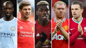 The Premier League's 50 All-Time Greatest Central Midfielders Have Been Ranked