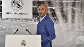 BREAKING: Zinedine Zidane Confirmed As New Real Madrid Manager