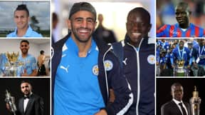 Champions League Semi-Final Heroes Riyad Mahrez And N'Golo Kante Cost Leicester City Dirt-Cheap £6 Million