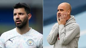 Manchester City's Four-Man Transfer Shortlist To Replace Sergio Aguero Revealed