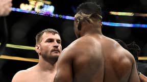 UFC Release Electrifying Promo Video For Stipe Miocic Vs Francis Ngannou Rematch
