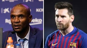 Lionel Messi Slams Eric Abidal Over Comments On Ernesto Valverde's Sacking