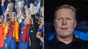 Former Barcelona & Premier League Legend Offers To Help The Club, He Retired Recently