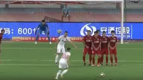 Watch: Alexandre Pato Scores Ridiculous Free-Kick In China