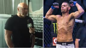 """Nate Diaz Has A UFC Fight In The Works, Dana White Teases: """"You're Gonna Like It"""""""