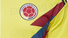Everybody Is Loving Colombia's New World Cup Kit