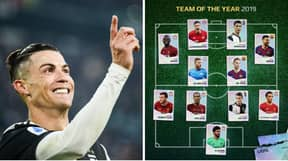 UEFA Change Formation And Cut Player With More Votes To Make Room For Cristiano Ronaldo