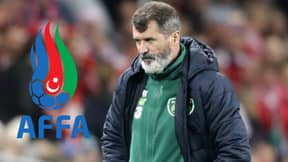 Manchester United Legend Roy Keane Reportedly 'In Talks' To Become Azerbaijan Boss