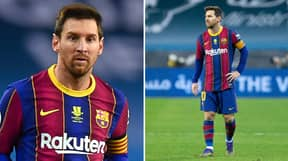 A Full Breakdown Of Lionel Messi's 'Leaked' Barcelona Contract Labelled The Biggest In Sports History