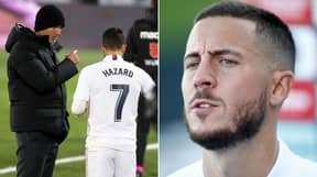 Real Madrid Planning To Sell Eden Hazard And Set Ridiculously Low Asking Price
