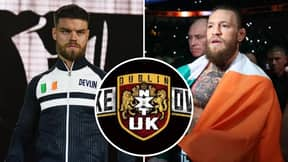 Jordan Devlin Admits He Wants To Tag Team With Conor McGregor At NXT UK TakeOver: Dublin