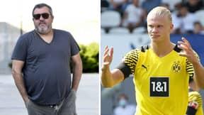 Mino Raiola's £275 Million Erling Haaland Demands To Chelsea Revealed