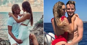 Ivan Rakitic Asked Out His Wife '20 Or 30 Times' Before She Finally Accepted