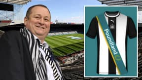 Poundland Offer To Sponsor Newcastle United's Kit Ahead Of The New Season