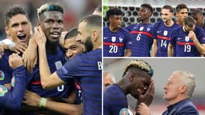 Paul Pogba Breaks Silence On France's Devastating Euro 2020 Exit After Switzerland Defeat