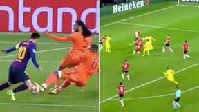 Fan Uploads Compilation Showing Why Lionel Messi Shouldn't Have Lost Out To Virgil Van Dijk