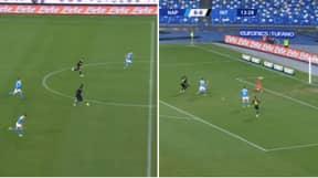 Romelu Lukaku Scores Stunning Solo Goal For Inter Milan