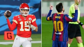 Lionel Messi's Eye-Watering Contract Dwarfs American Sports Stars