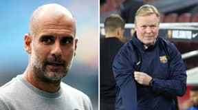 Barcelona Line Up Ambitious Move For Young Man City Star