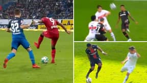 Leon Bailey Skills Compilation Shows Aston Villa Have A Serious Baller On Their Hands