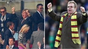 Sir Elton John Sent A Text To Watford Executive Chairman Urging Him To Sign Player