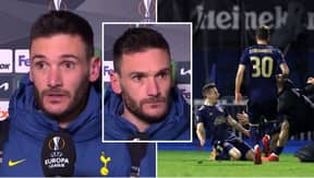 Hugo Lloris Unleashes Scathing Seven Minute Rant After Spurs' Humiliating 3-0 Defeat To Dinamo Zagreb