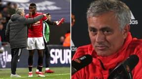 Jose Mourinho Addresses Falling Out With Paul Pogba