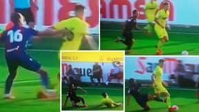 Roberto Soldado Slammed For 'Cowardly' Horror Challenge During Villarreal Vs Levante